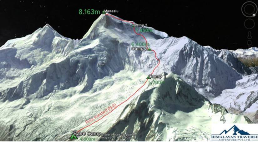 Manaslu Expedition 2020 With Heli Ride August 29th (Full-Board)Manaslu Expedition 2020 With Heli Ride August 29th (Full-Board)