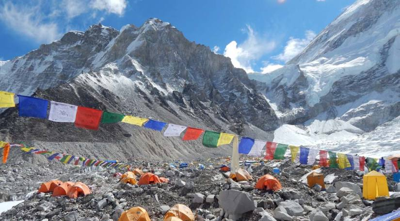 Mt. Everest Expedition Nepal (South Side)