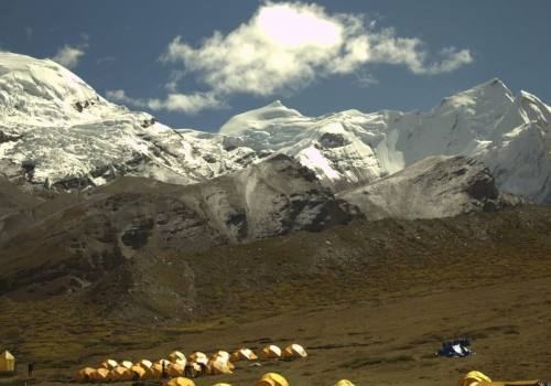 Mt. Him lung Himal(7,126m) Expedition-2021 October 10th (Full-Board) Service
