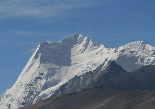 Mt. Sishapangma Expedition
