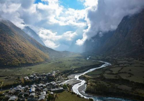 Tsum Valley and Manaslu Trek
